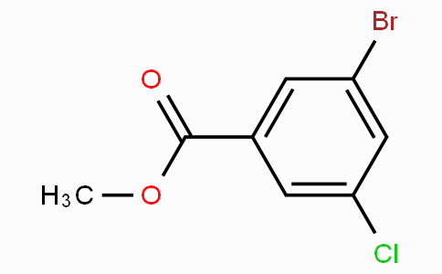 Methyl 3-bromo-5-chlorobenzoate