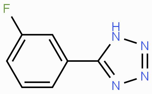 5-(3-Fluorophenyl)-1H-tetrazole