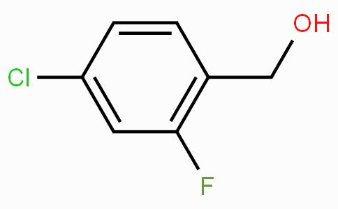 4-Chloro-2-fluorobenzyl alcohol