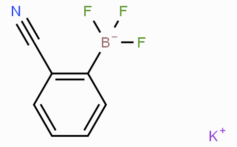 Potassium (2-cyanophenyl)trifluoroborate