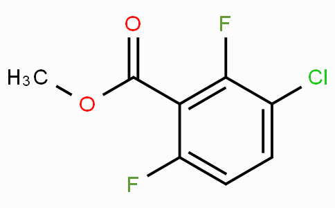 3-Chloro-2,6-difluorobenzoic acid methyl ester