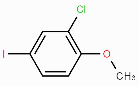 2-Chloro-4-iodo-1-methoxybenzene