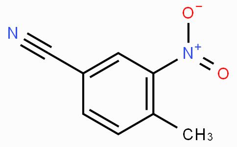 4-甲基-3-硝基苯甲腈