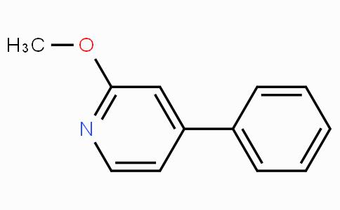 2-Methoxy-4-phenylpyridine