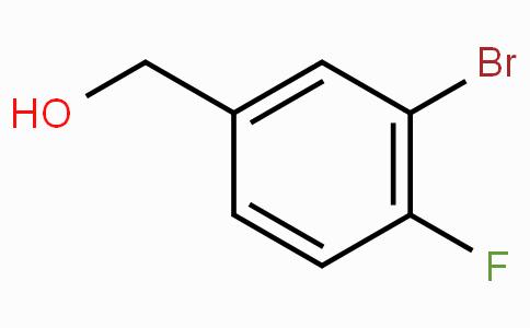3-Bromo-4-fluorobenzyl alcohol