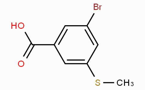 3-溴-5-(甲硫基)苯甲酸