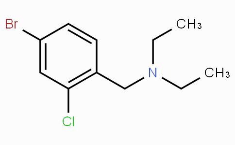 (4-Bromo-2-chlorobenzyl)-diethylamine