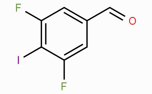 3,5-Difluoro-4-iodobenzaldehyde
