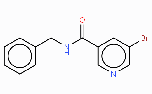 N-Benzyl-5-bromonicatinamide