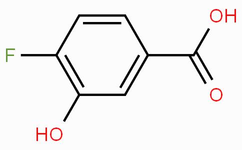 4-氟-3-羟基苯甲酸