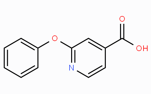 2-Phenoxypyridine-4-carboxylic acid