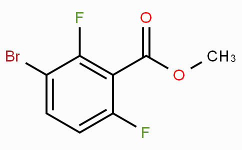 Methyl 3-bromo-2,6-difluorobenzoate