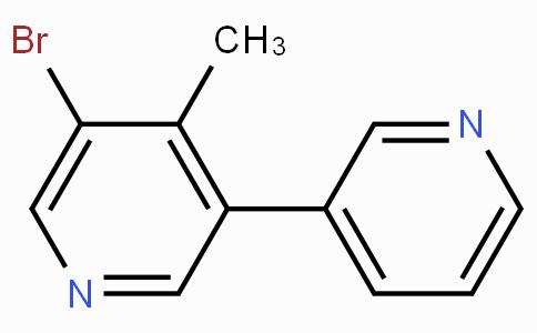 5-Bromo-4-methyl-3,3'-bipyridine