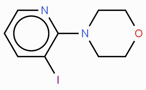 4-(3-Iodo-2-pyridinyl-morpholine