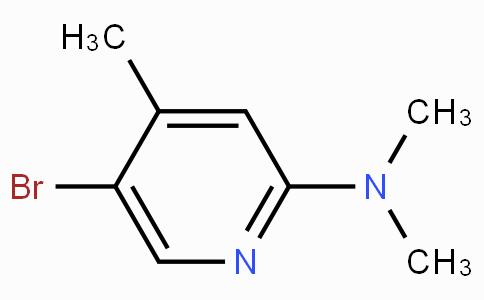 5-Bromo-N,N,4-trimethylpyridin-2-amine