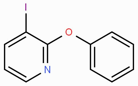 3-Iodo-2-phenoxypyridine