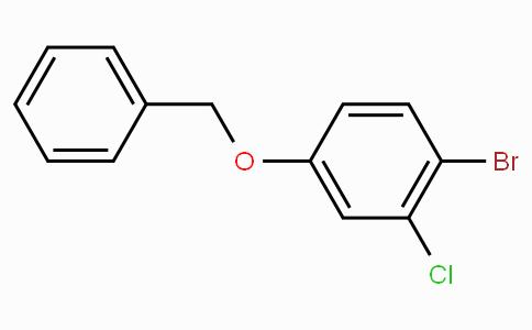 4-Benzyloxy-1-bromo-2-chlorobenzene