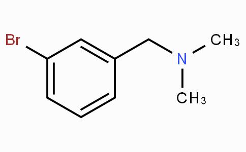 (3-Bromophenyl)-N,N-dimethylmethylamine