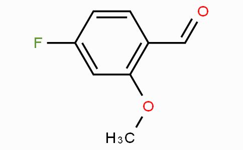 4-Fluoro-2-methoxybenzaldehyde