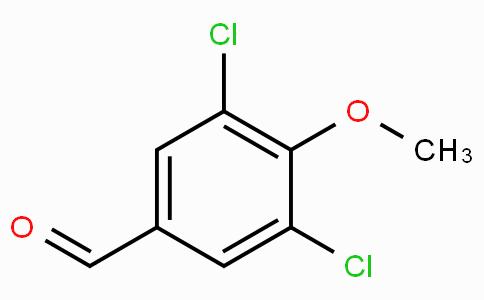 3,5-Dichloro-4-methoxybenzaldehyde