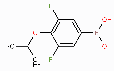 3,5-Difluoro-4-isopropoxyphenylboronic acid