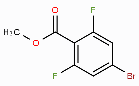 4-Bromo-2,6-difluorobenzoic acid methyl ester