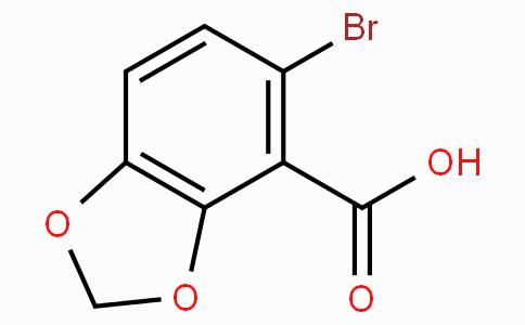 5-Bromobenzo[1,3]dioxole-4-carboxylic acid