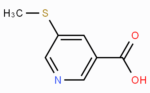 5-(Methylthio)nicotinic acid