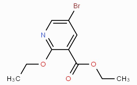 Ethyl 5-bromo-2-ethoxy-3-pyridinecarboxylate