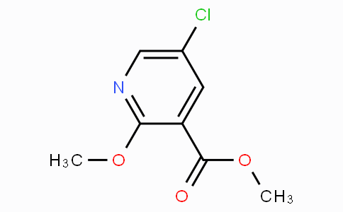 Methyl 5-chloro-2-methoxy-3-pyridinecarboxylate