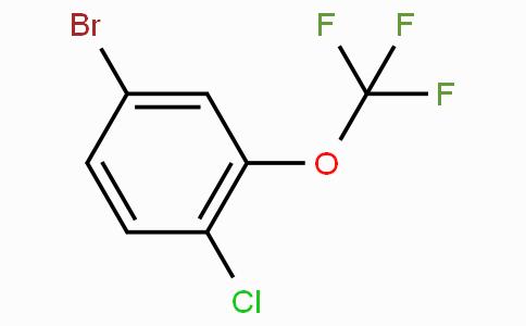5-Bromo-2-chloro-1-trifluoromethoxybenzene