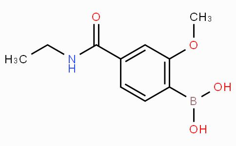 4-(Ethylcarbamoyl)-2-methoxyphenylboronic acid
