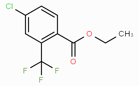 Ethyl 4-chloro-2-(trifluoromethyl)benzoate