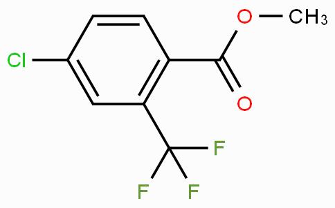 Methyl 4-chloro-2-(trifluoromethyl)benzoate