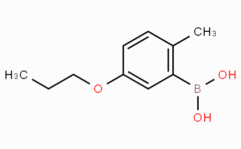 2-Methyl-5-propoxyphenylboronic acid