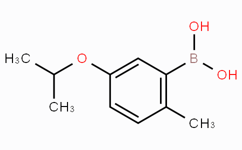 5-异丙氧基-2-甲基苯基硼酸
