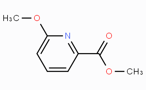 Methyl 6-methoxypyridine-2-carboxylate