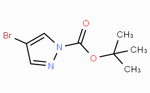 t-Butyl 4-bromo-1H-pyrazole-1-carboxylate