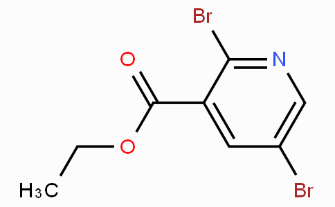 Ethyl 2,5-dibromo-3-pyridinecarboxylate
