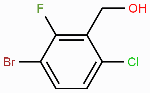 (3-Bromo-6-chloro-2-fluorophenyl)methanol
