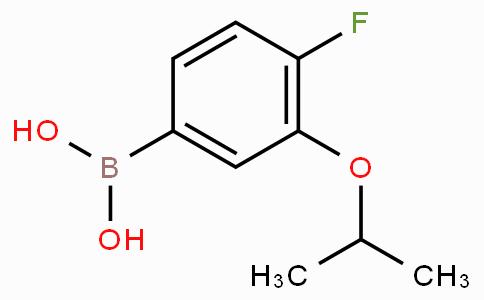 4-氟-3-异丙氧基苯基硼酸