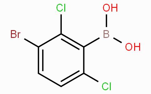 3-Bromo-2,6-dichlorophenylboronic acid