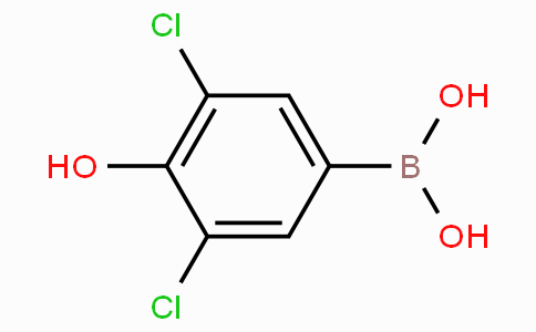 3,5-二氯-4-羟基苯基硼酸
