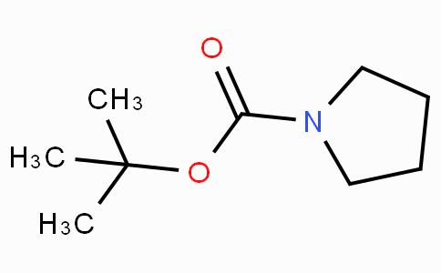 N-tert-Butoxycarbonylpyrrolidine