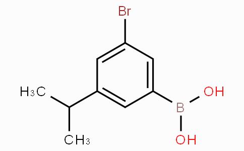 3-Bromo-5-isopropylphenylboronic acid