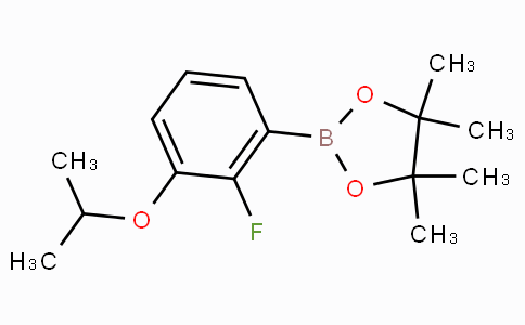 2-氟-3-异丙氧基苯基硼酸频哪醇酯