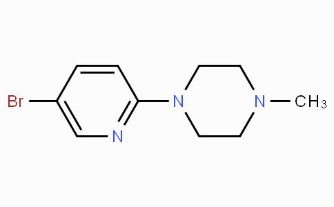 1-(5-溴吡啶-2-基)-4-甲基哌嗪