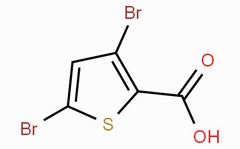 3,5-Dibromothiophene-2-carboxylic acid