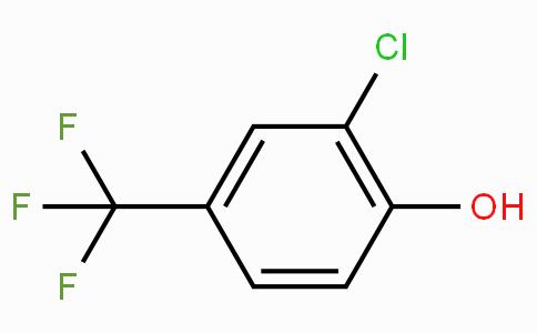 3-氯-4-羟基三氟甲苯