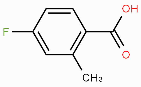 4-氟-2-甲基苯甲酸